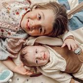 FRATRIE  1, 2, 3... combien d'enfants chez vous? Des envies d'agrandir la fratrie?  Photo @elyrosechannel